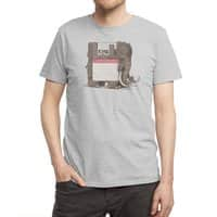 Prehistoric - mens-regular-tee - small view