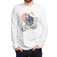 Reaper's Pizza - mens-long-sleeve-tee - small view