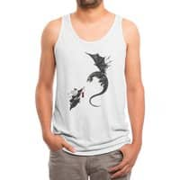 Fight Fire with Fire - mens-triblend-tank - small view