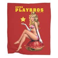 Super Playbros - blanket - small view
