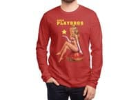Super Playbros - mens-long-sleeve-tee - small view
