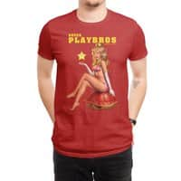 Super Playbros - mens-regular-tee - small view