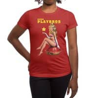 Super Playbros - womens-regular-tee - small view