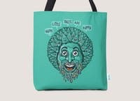 Happy Little Trees are Happy - tote-bag - small view
