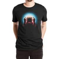 Negative Spaceman - mens-extra-soft-tee - small view