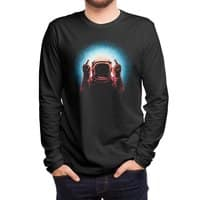 Negative Spaceman - mens-long-sleeve-tee - small view
