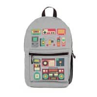 Retro Technology - backpack - small view