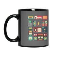 Retro Technology - black-mug - small view
