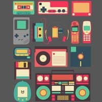 Retro Technology - small view