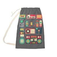 Retro Technology - laundry-bag - small view