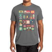 Retro Technology - mens-extra-soft-tee - small view