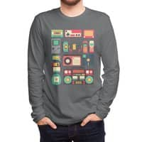 Retro Technology - mens-long-sleeve-tee - small view