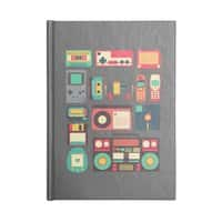 Retro Technology - notebook - small view