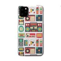 Retro Technology - perfect-fit-phone-case - small view