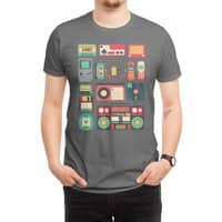 Retro Technology - mens-regular-tee - small view
