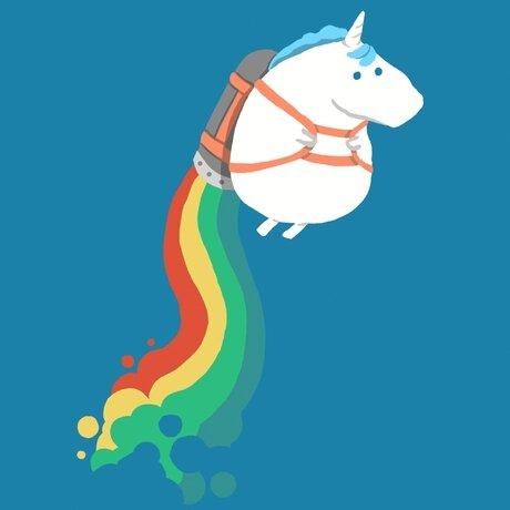 unicorns t-shirts