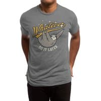 Whatever - mens-triblend-tee - small view