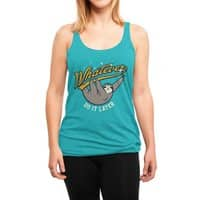 Whatever - womens-triblend-racerback-tank - small view