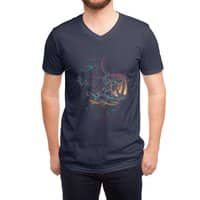 Here Kitty, Kitty, Kitty... - vneck - small view