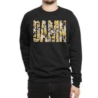 Flowers - crew-sweatshirt - small view