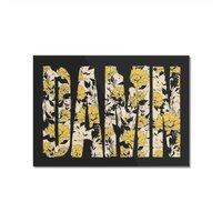 Flowers - horizontal-mounted-acrylic-print - small view