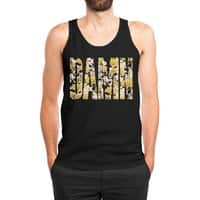 Flowers - mens-jersey-tank - small view