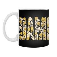 Flowers - white-mug - small view