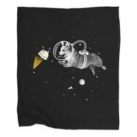 Corgi-naut - blanket - small view
