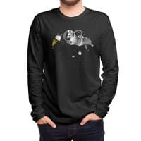 Corgi-naut - mens-long-sleeve-tee - small view