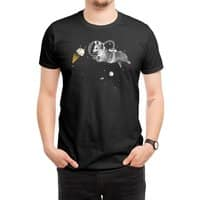 Corgi-naut - mens-regular-tee - small view