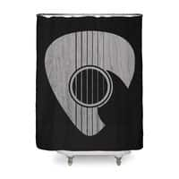 Strum... - shower-curtain - small view