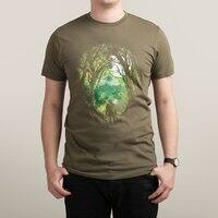 It's Dangerous to Go Alone - mens-regular-tee - small view