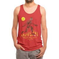 Surefooted - mens-triblend-tank - small view