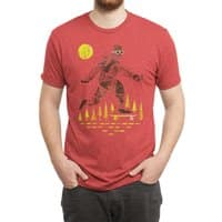 Surefooted - mens-triblend-tee - small view