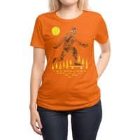 Surefooted - womens-regular-tee - small view