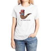 Not a Pipe - womens-extra-soft-tee - small view
