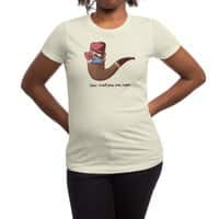 Not a Pipe - womens-regular-tee - small view