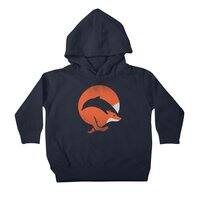 Dolphox - toddler-pullover-hoody - small view