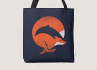 Dolphox - tote-bag - small view