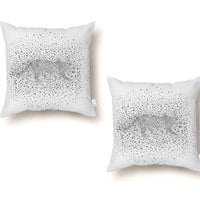 Mimicry - throw-pillow - small view
