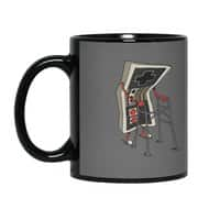 Old Gamer - black-mug - small view