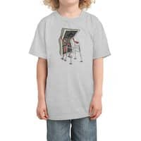 Old Gamer - kids-tee - small view