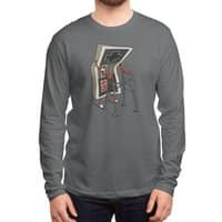Old Gamer - mens-long-sleeve-tee - small view