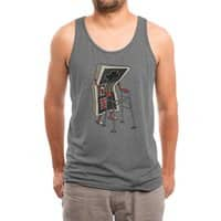 Old Gamer - mens-triblend-tank - small view