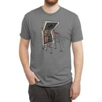 Old Gamer - mens-triblend-tee - small view