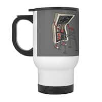 Old Gamer - travel-mug-with-handle - small view