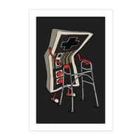 Old Gamer - vertical-print - small view