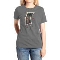 Old Gamer - womens-extra-soft-tee - small view