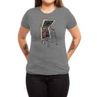 Old Gamer - womens-triblend-tee - small view