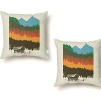 Hunting Season - throw-pillow - small view